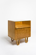 Bedside cabinet, Dutch, 1950s, designed for Pastoe - 12528-250-1