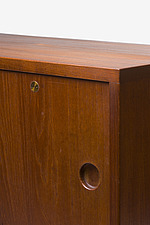 RY-26 Teak Cabinet, Danish, manufactured by RY Mobler - 12528-1710-1